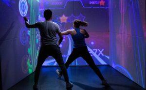 Sphery ExerCube Multiplayer
