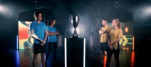 eSports 2.0, multiplayer, Pokal winner