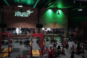 Sphery at lifeforce fitness
